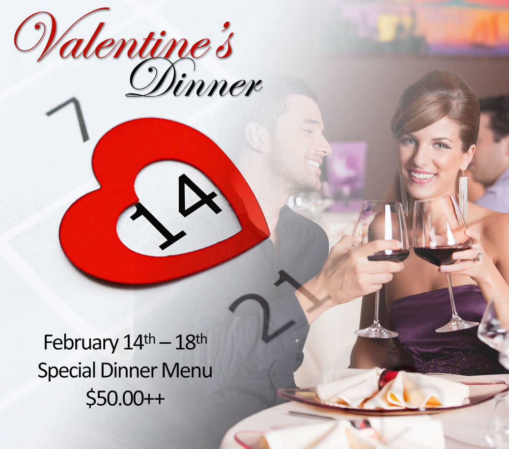 Valentine's Day at Napa on Providence