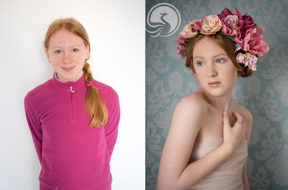 teenagers portraits bristol