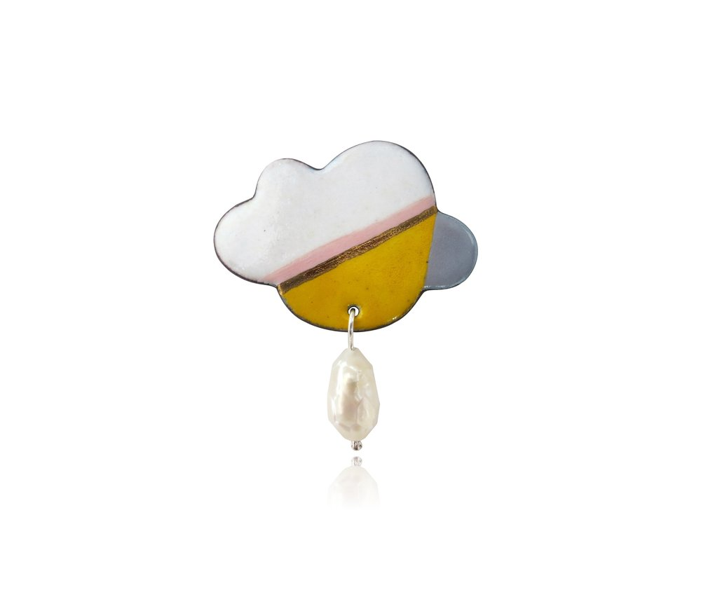Pearl Drop Cloud