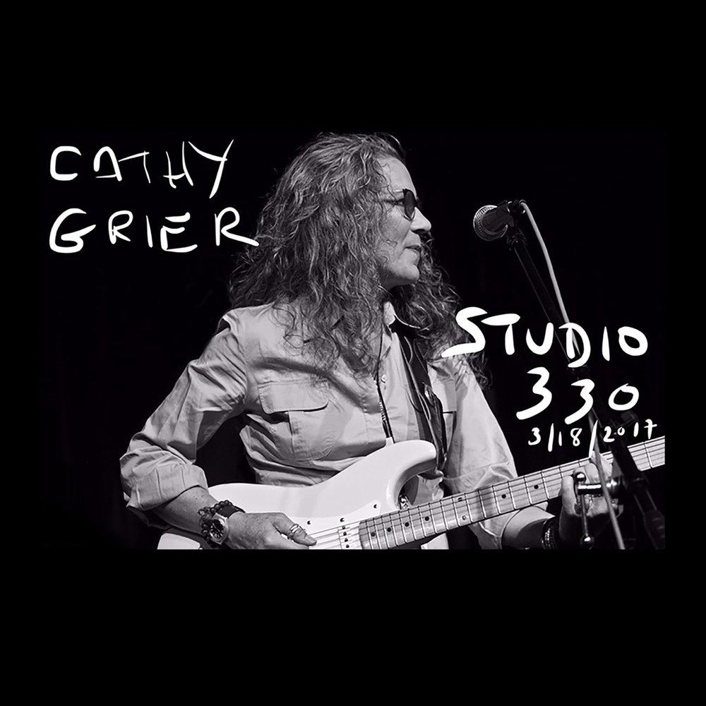 Cathy Grier Studio 330 Album Cover - Front.jpeg