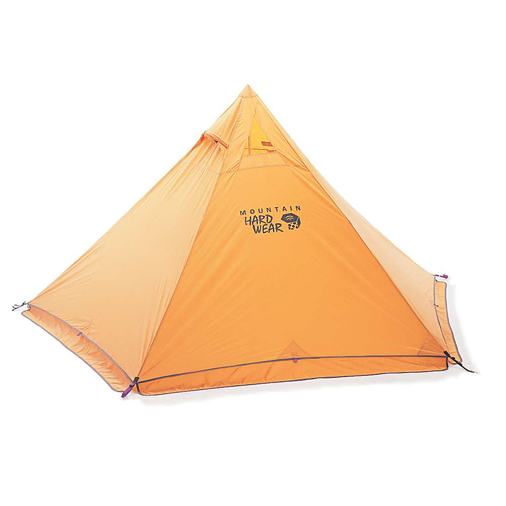 The Mountain Hardwear Kiva 4 Person Tent. No longer made.