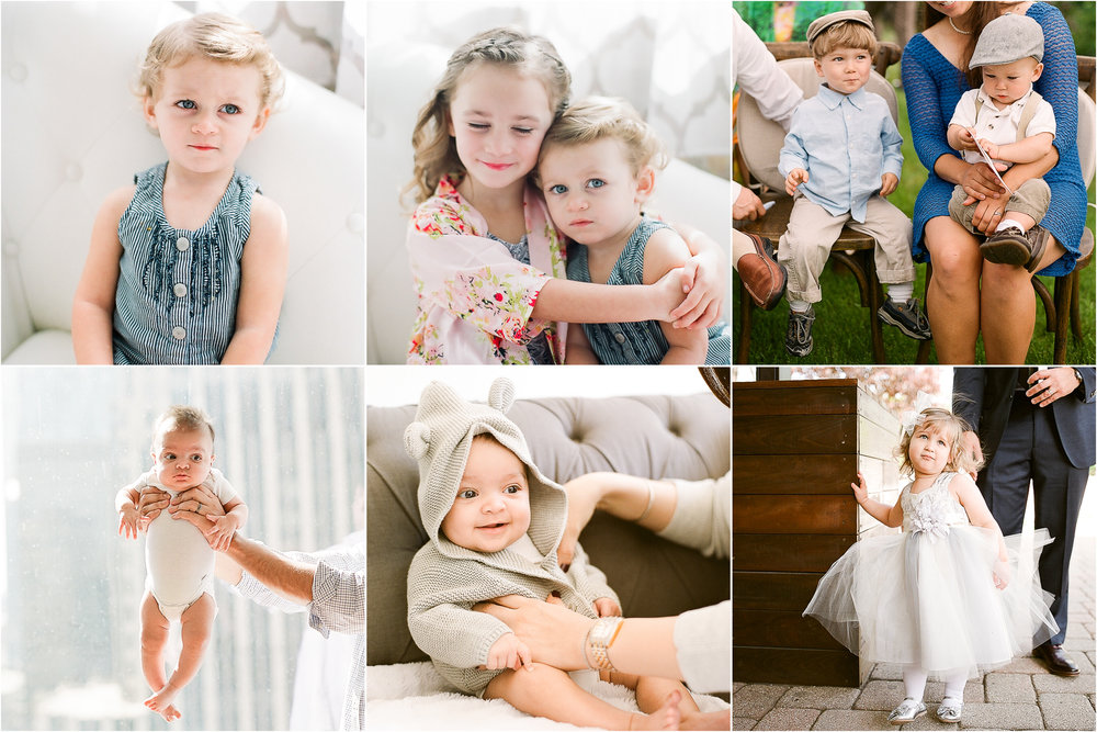 We are so excited to hear from you and capture your most precious moments.  - Portrait sessions start at $375.