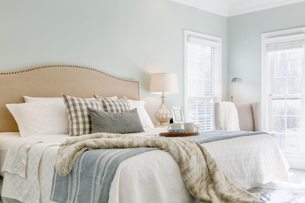 Palladian Blue (Benjamin Moore) - Linden Creek Home Staging