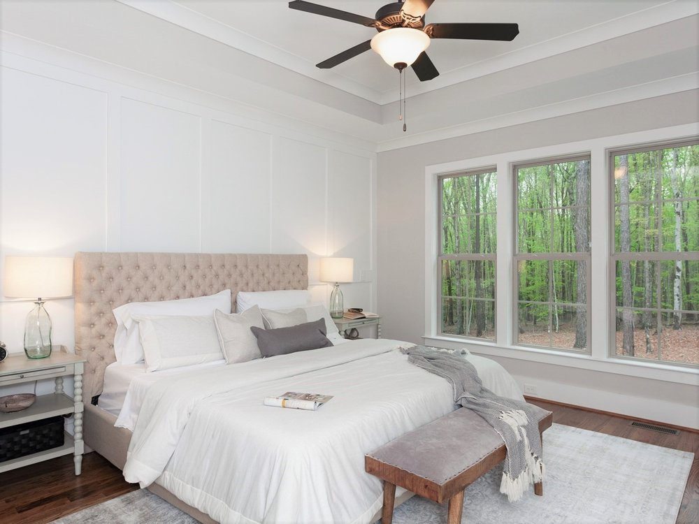 Wake-Forest-New-Construction-Master-Bedroom