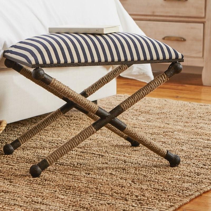 Brunon Upholstered Vanity Stool - $163.62