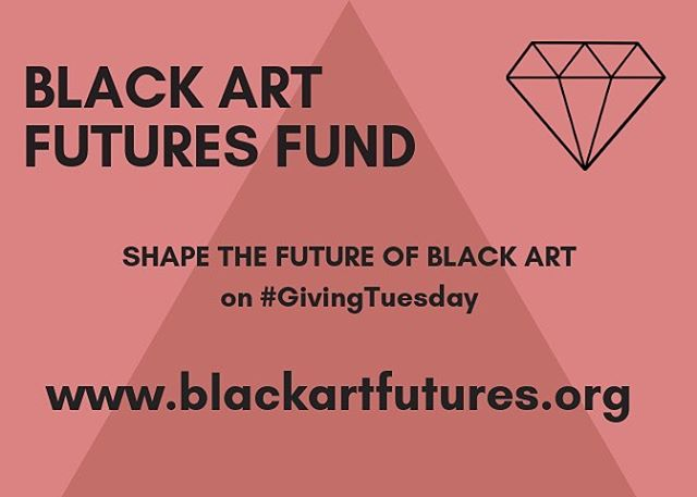 We're so proud of an inaugural year in which we supported 4 dynamic community-based Black art institutions building bright futures for writers, dancers, scholars, poets, and artists. As a group of emerging philanthropists, this is what we are passionate about: celebrating and preserving Black arts & culture. And in 2018, this mission was activated by our first round of grants to @i_too_arts, @twhpoetry, @cumbedance & @afrofuturiststudies totaling $15,000! Today, we ask you to join us in helping increase our 2019 giving mark. Your #GivingTuesday gift goes directly toward supporting small and community based organizations with Black cultural production at the center of their work. To give, visit the link in our bio!