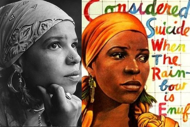 We celebrate you and we honor you. Rest in power. You did your work. | Ntozake Shange, 1948 - 2018