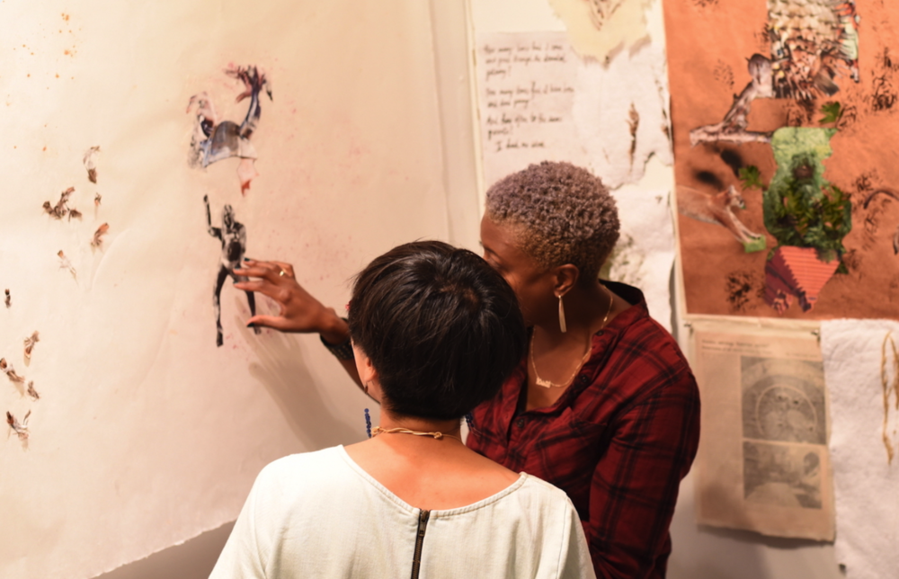 Center for Afrofuturist Studies - The Center for Afrofuturist Studies (CAS) is an initiative to re-imagine new futures for marginalized peoples by generating safe work spaces for artists of color.