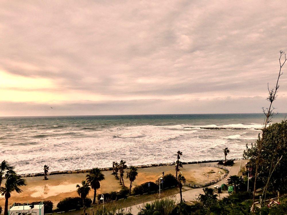 Views in Malaga, Spain. Photo by  Mansi Tanna .