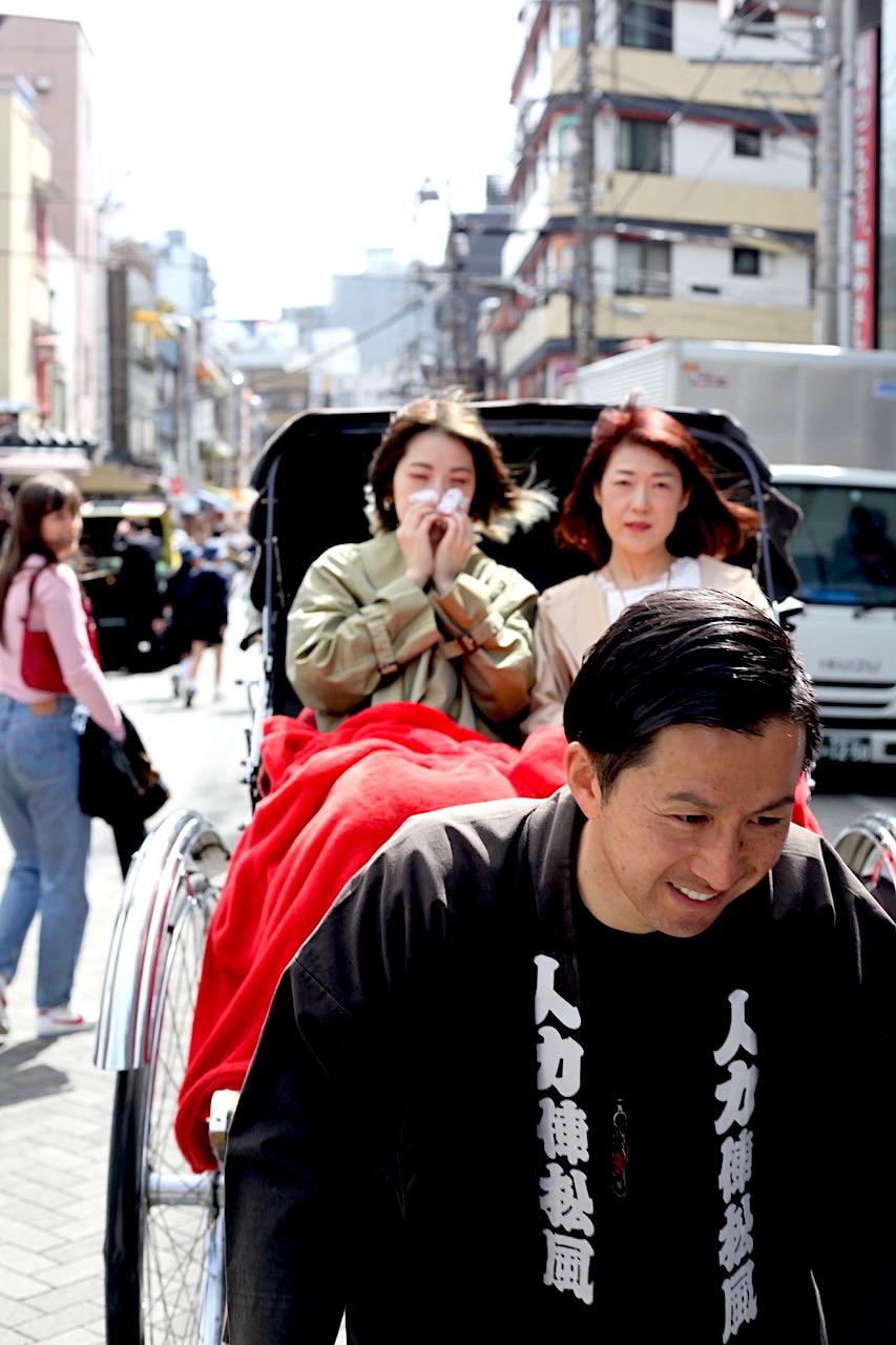 A local cab in Tokyo, Japan. Photo courtesy:  Kuba Wasowicz .