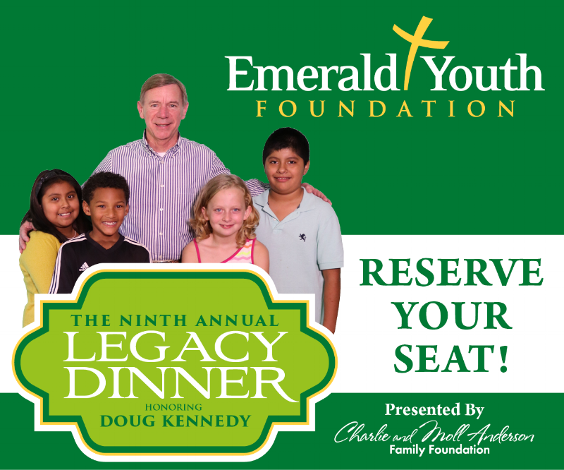 2017 Emerald YouthLegacy Dinner -