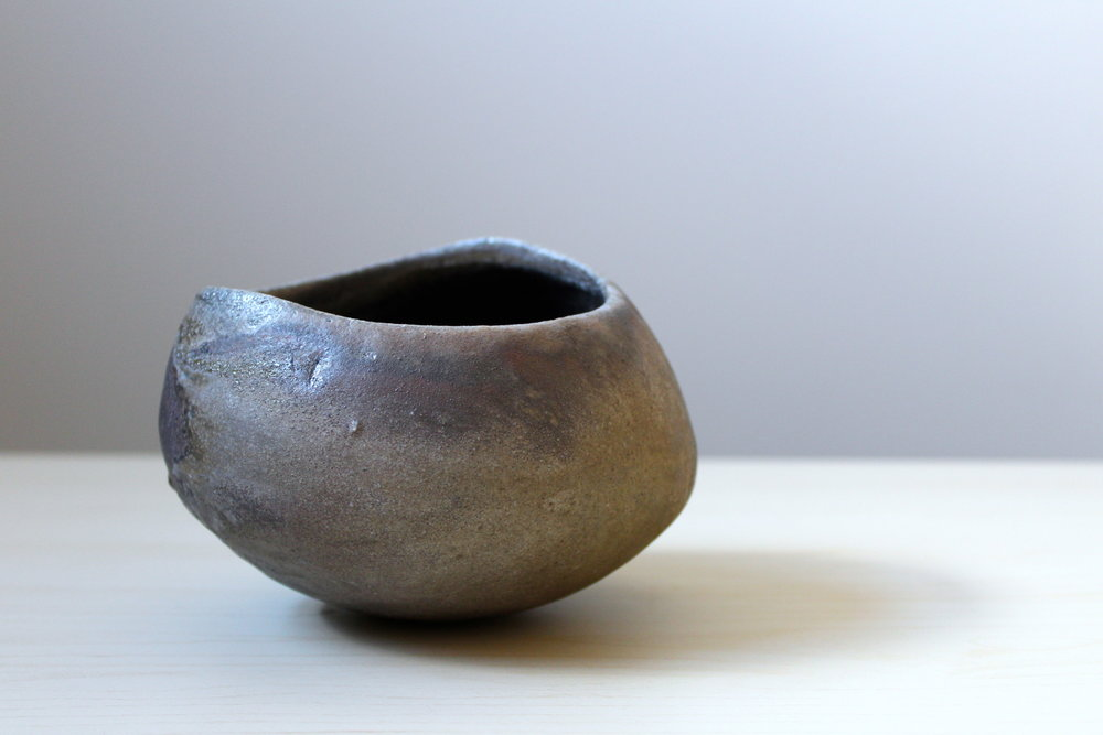 Woodfired Small Melon Bowl