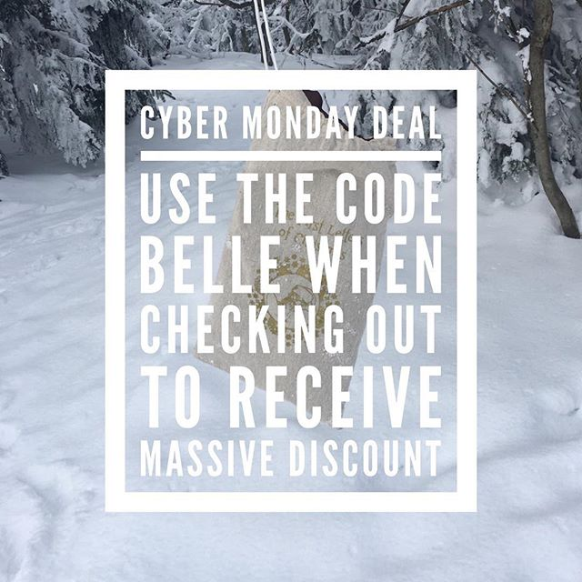 Cyber Monday Deal #cybermonday