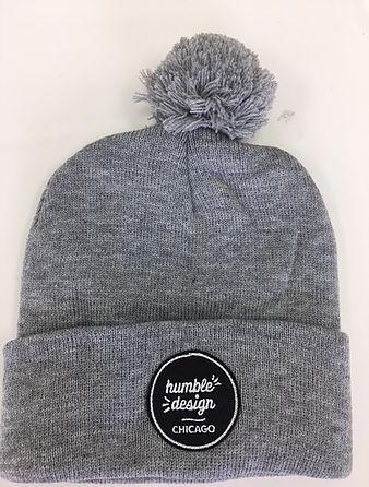Humble Chicago Beanie  56bbf430394