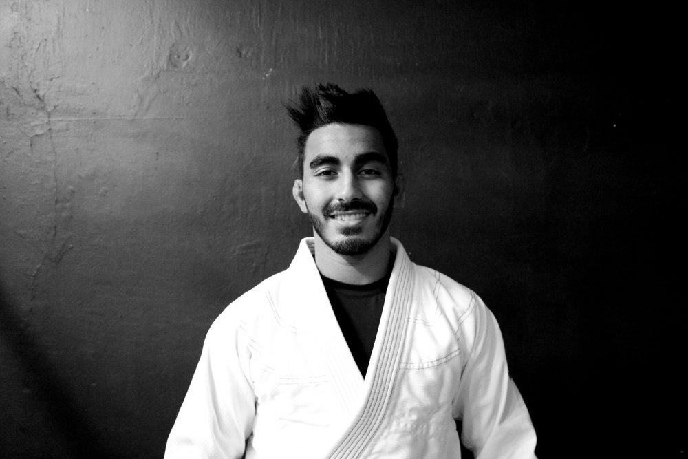 Oualid Sbai - Explore Fighter