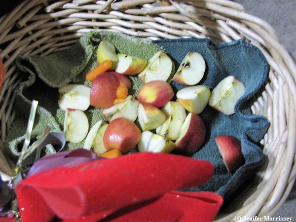 The Wassailing Basket