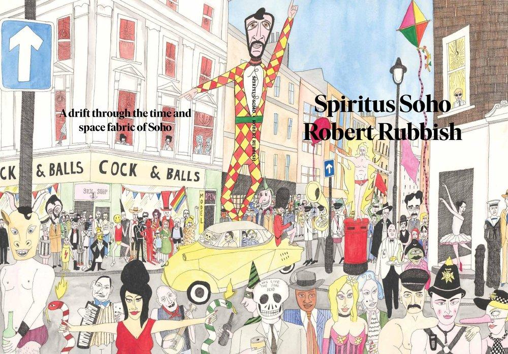 Cover:  Spiritus Soho