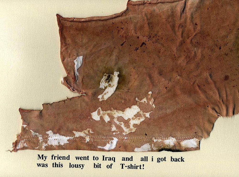 Sad Damn Huge Shame, 2010, Hayden Kays