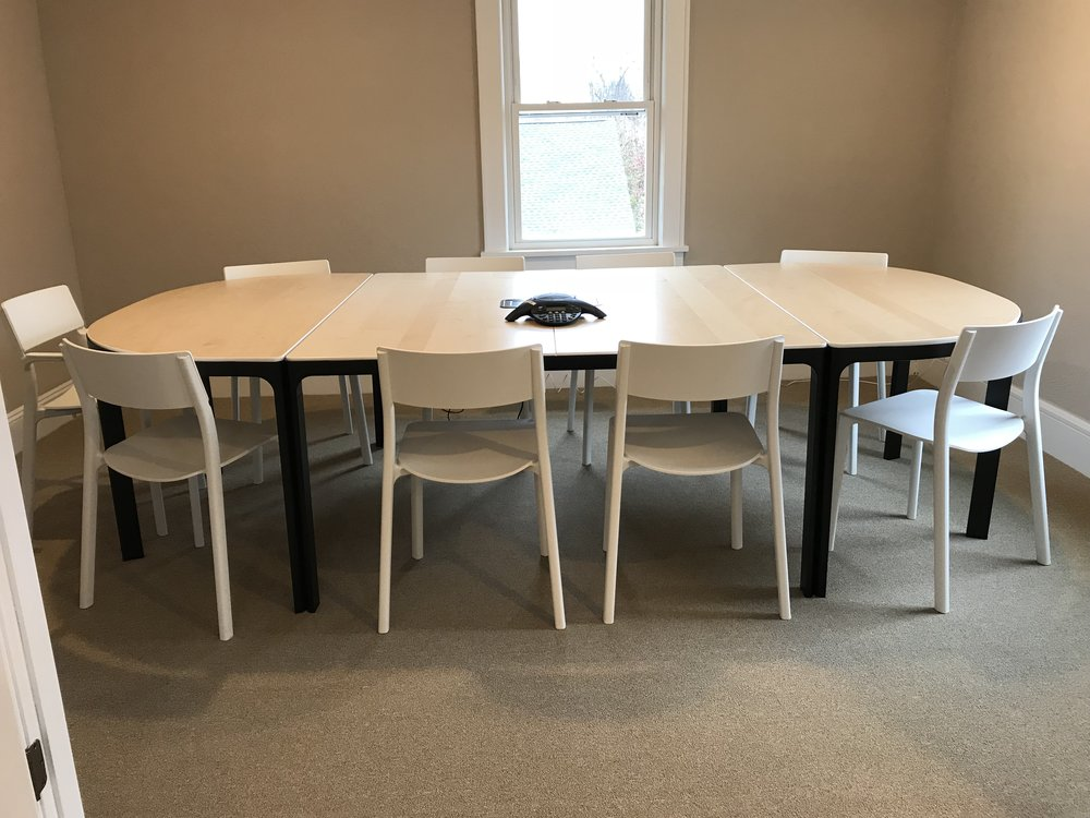 large Private conference room