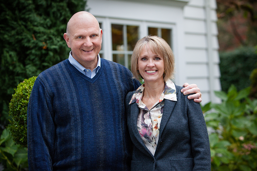 Steve and Connie Ballmer, Ballmer Group