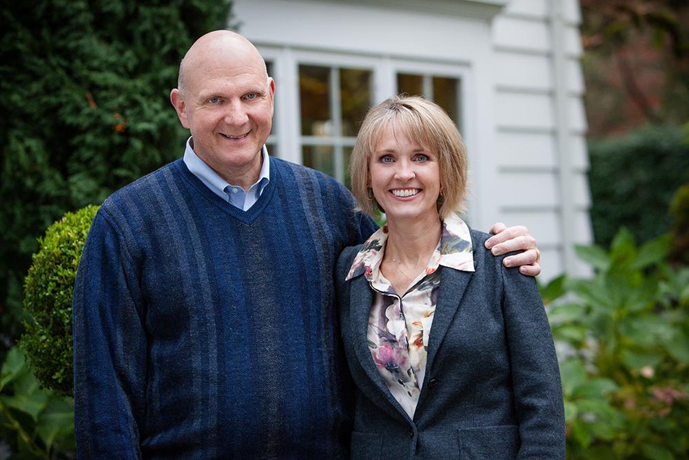 Steve and Connie Ballmer, Ballmer Group