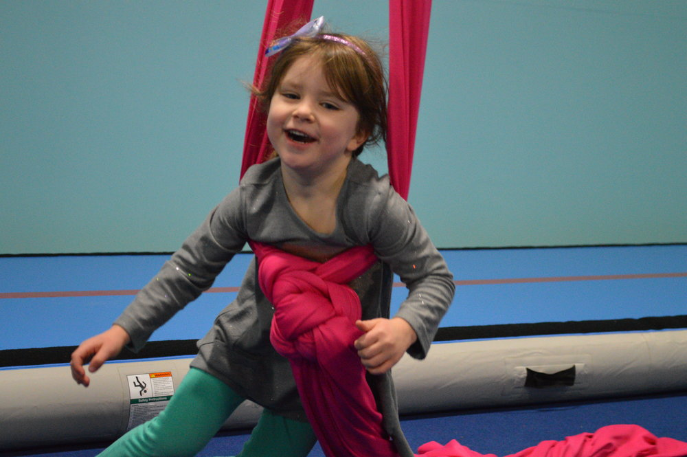 Kids and Silks