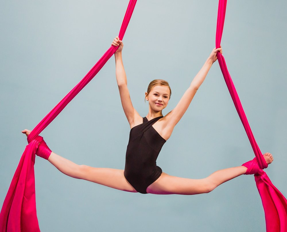 Aerial and Circus Summer Camps -