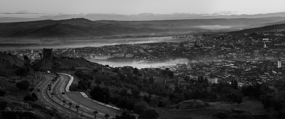 Fes, Morocco @ Sunrise 2012