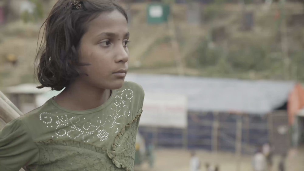 stories from The Rohingya -