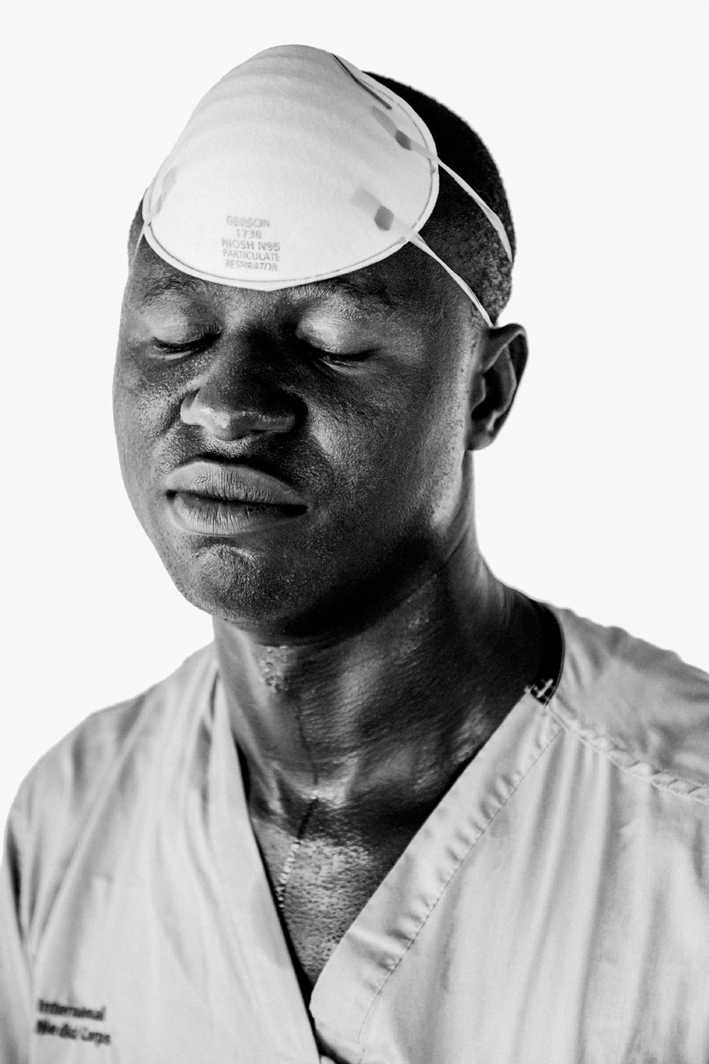 The Ebola crisis that hit West Africa in 2014 has been reported on all over the world, with images of death, sick people and others in hazmat suits.  This gallery is a collection of portraits of the people working out of an Ebola treatment facility five hours away from Monrovia, Liberia, aiming at showing the faces behind the daily fight that represented the Ebola crisis.  Read more at the  New York Times .