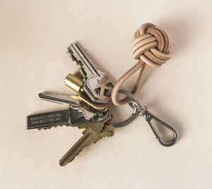Silver Monkey Fist Keychain — Jenn Kim abb06f4a7