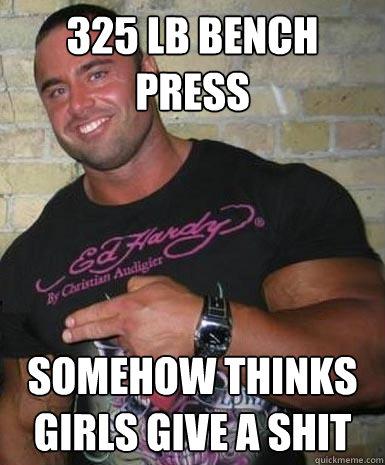 Bench Press meme