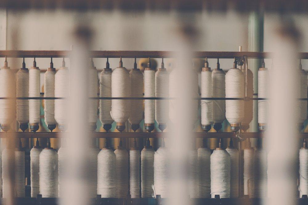 cotton process