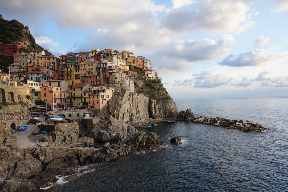 MANAROLA, THE LESS FLASHY COUSIN OF VERNAZZA.