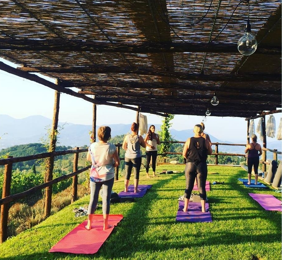 Yoga in Italy teaching August 20.jpg