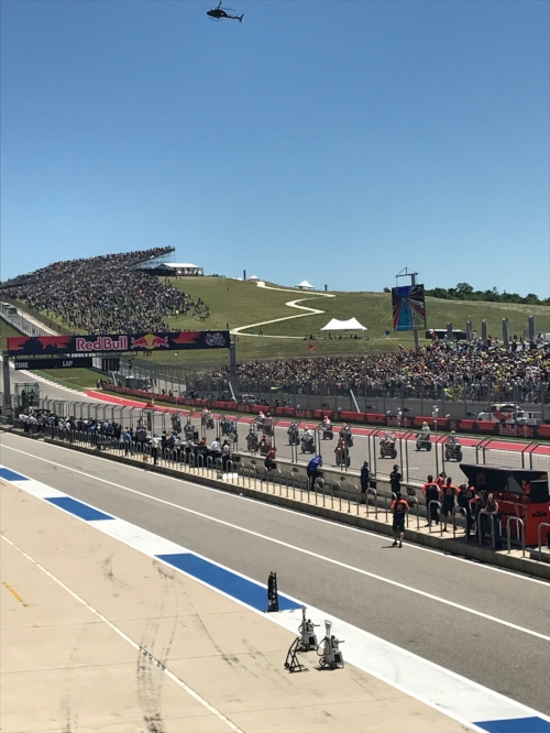 Love me some MotoGP. Circuit of the Americas, Austin, Texas USA.