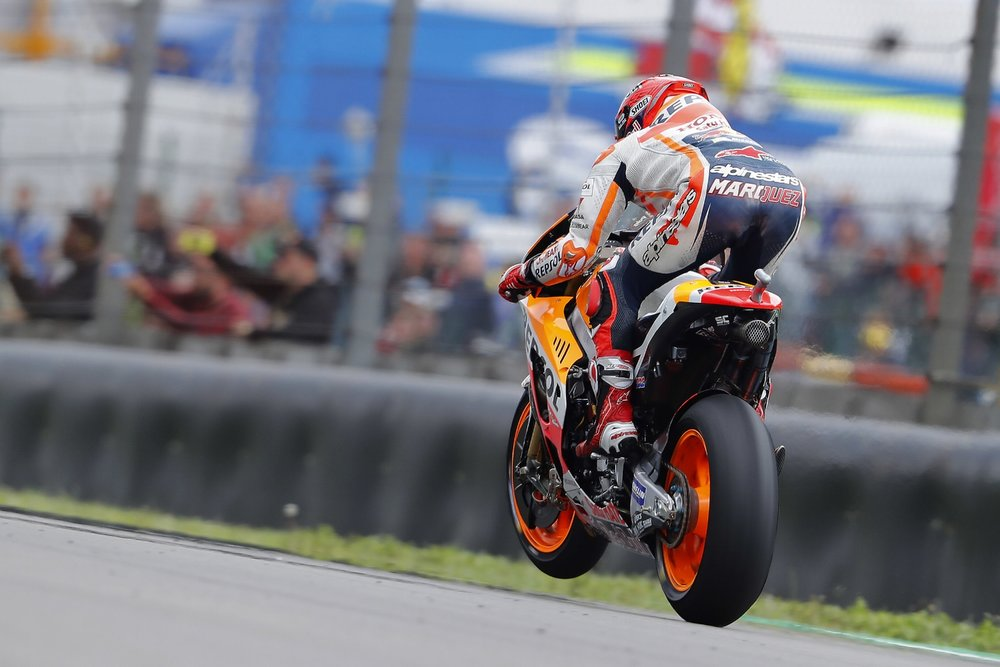 Another great MotoGP view, one of my personal favorites.  Life of Moto.  Lifeofmoto.com