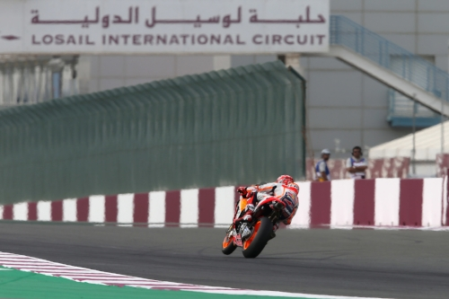 The Grand Prix of Qatar- MM93.