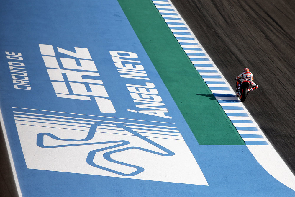 Jerez MotoGP. Photo: Box Repsol.