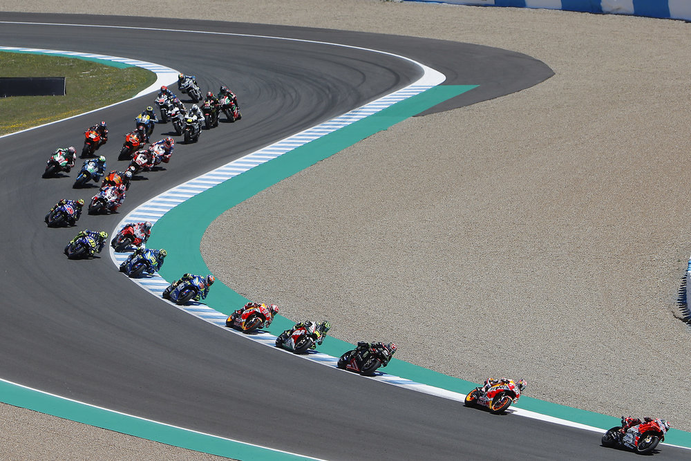 Oh, MotoGP - LOVE! Photo: Box Repsol
