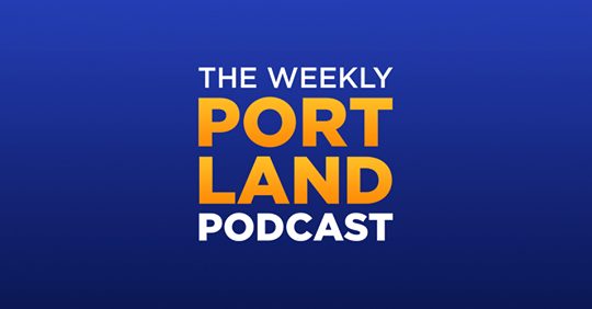 The Weekly Portland Podcast    Listen to The Portland Podcast