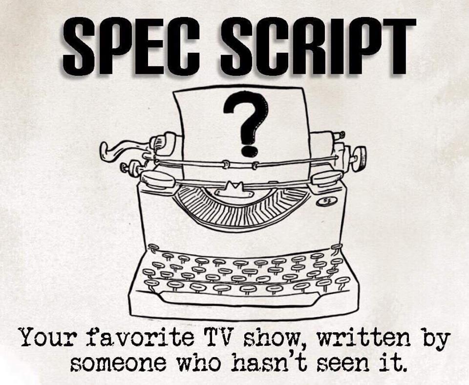 Spec Script    Listen to Spec Script