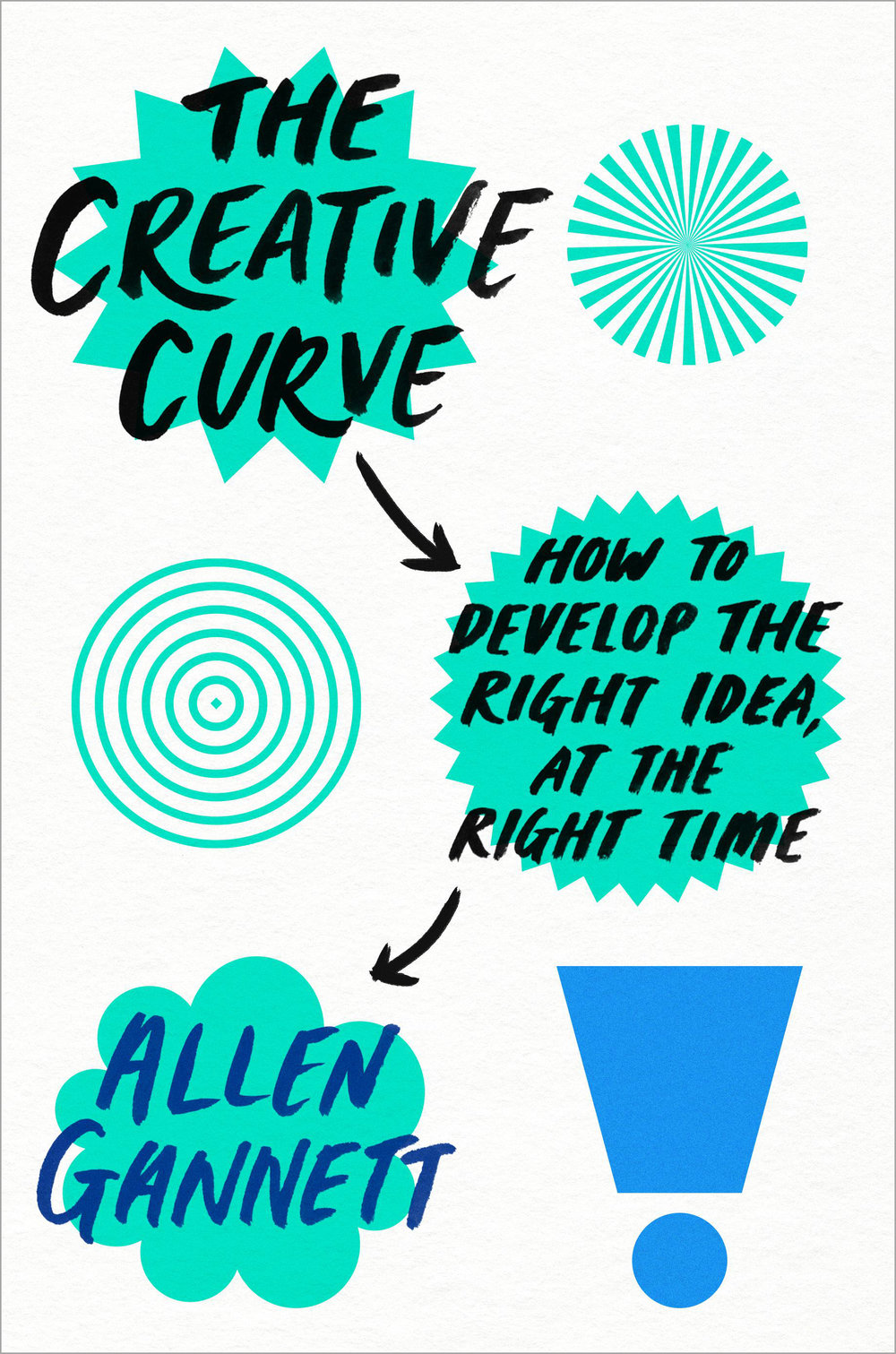 Allen's book: The Creative Curve