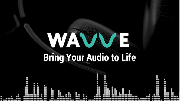 - The Founder's Mind uses WAVVE to make all of our cool and fancy video based audio content for social.
