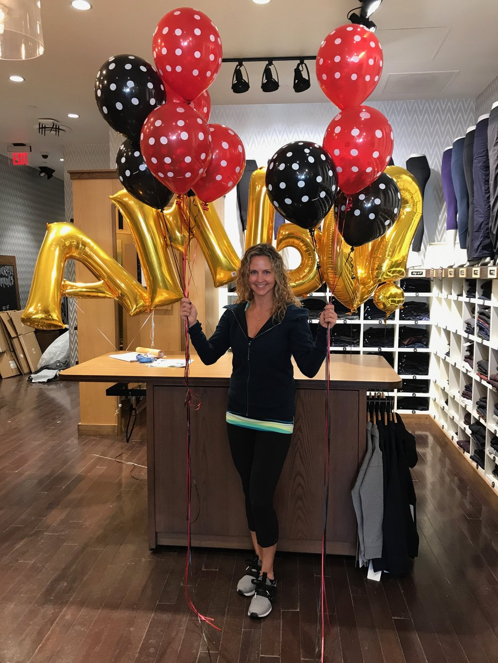 Congratulations Emily Schneider, for becoming Lululemon's most recent Ambassador! -