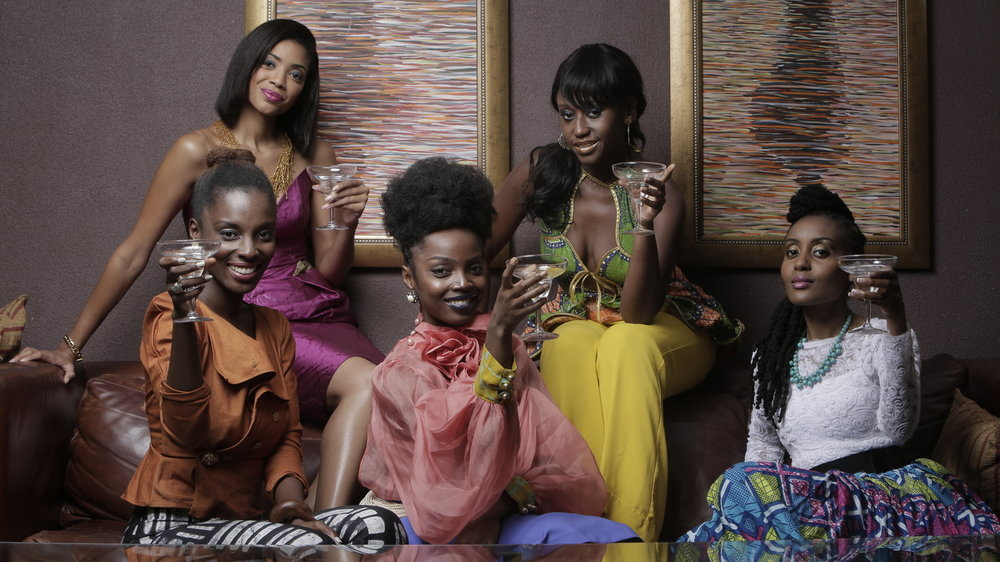 From Google: Ladies of  An African City