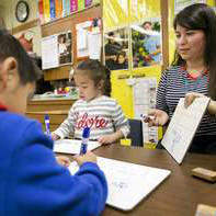 Texas needs teachers with early childhood certification - The new governor of Texas ran on a pre-kindergarten platform. And he announced early childhood education as a main priority. Yet, his plan does little to help ensure teachers have the knowledge necessary to be effective teachers of young children.AUSTIN AMERICAN STATESMEN - MAR 4, 2015