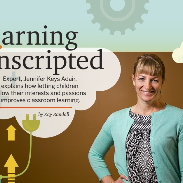 Project Based Learning - Here's a description of a classroom where a wealth of learning occurs. Students choose small groups and the teacher asks them to plan a vacation. They can go anywhere!.EDU MAGAZINE - MARCH 2014