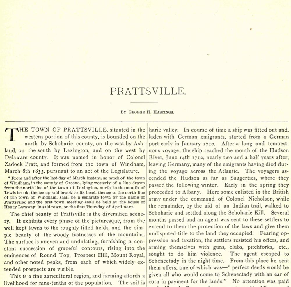 Prattsville
