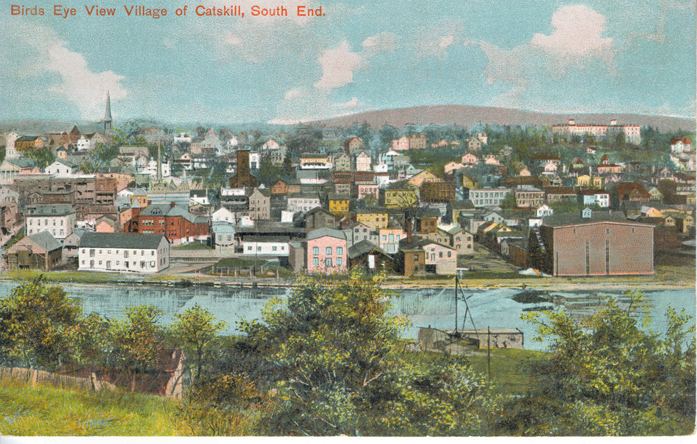 Catskill, New York - Catskill Township